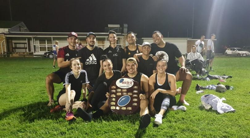 2019 Stafford Summer Champions!