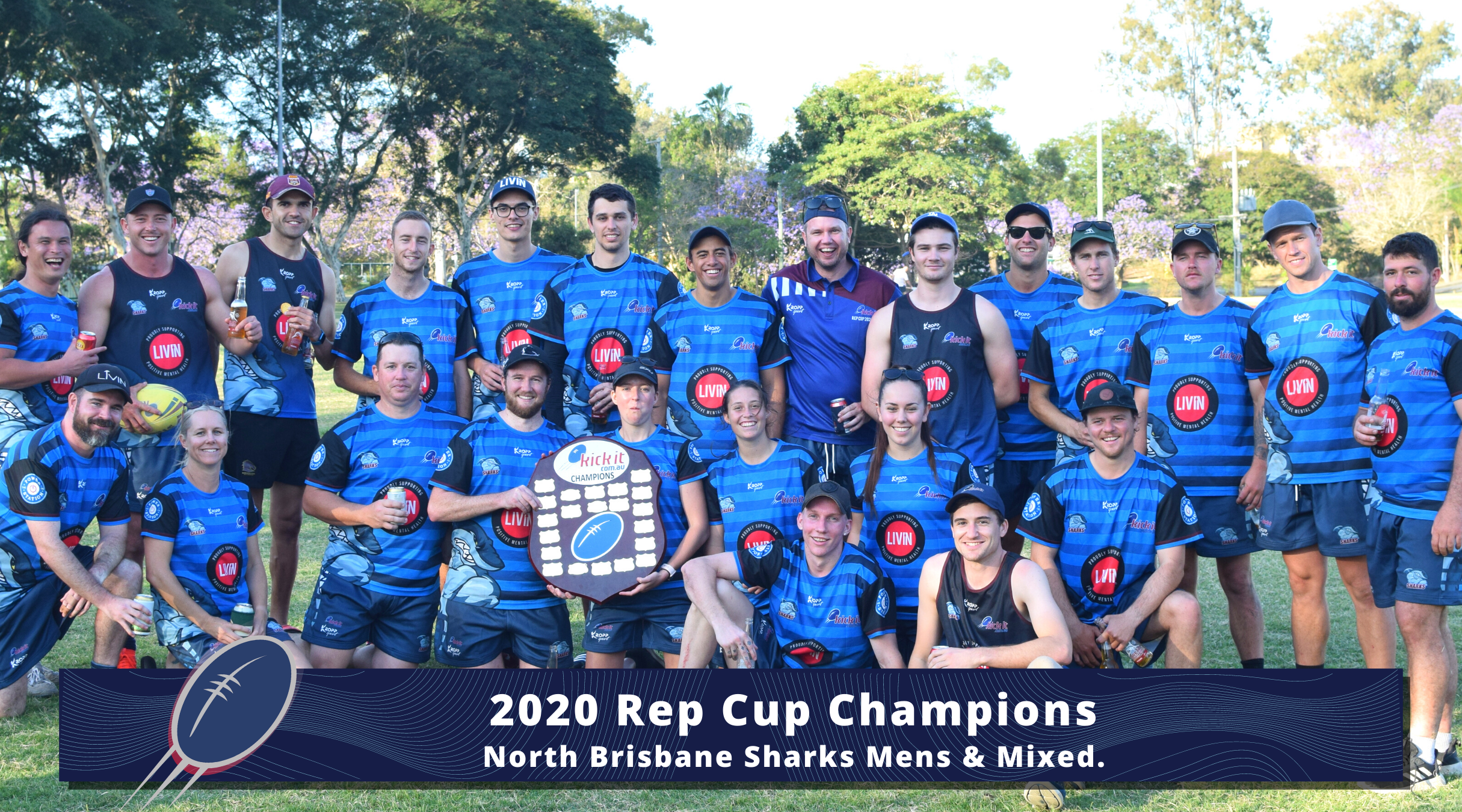 2020 REP CUP - NORTH BRISBANE SHARKS