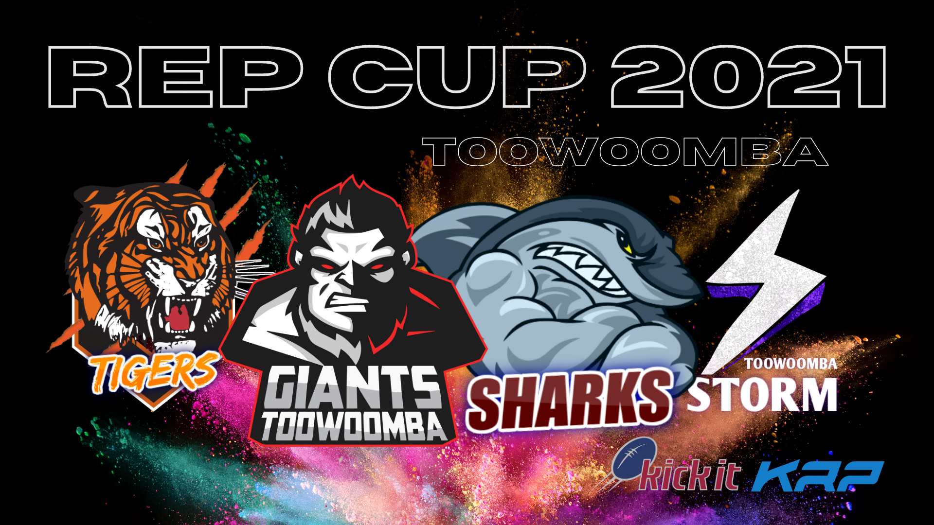 2021 Rep Cup – Toowoomba, April 17th