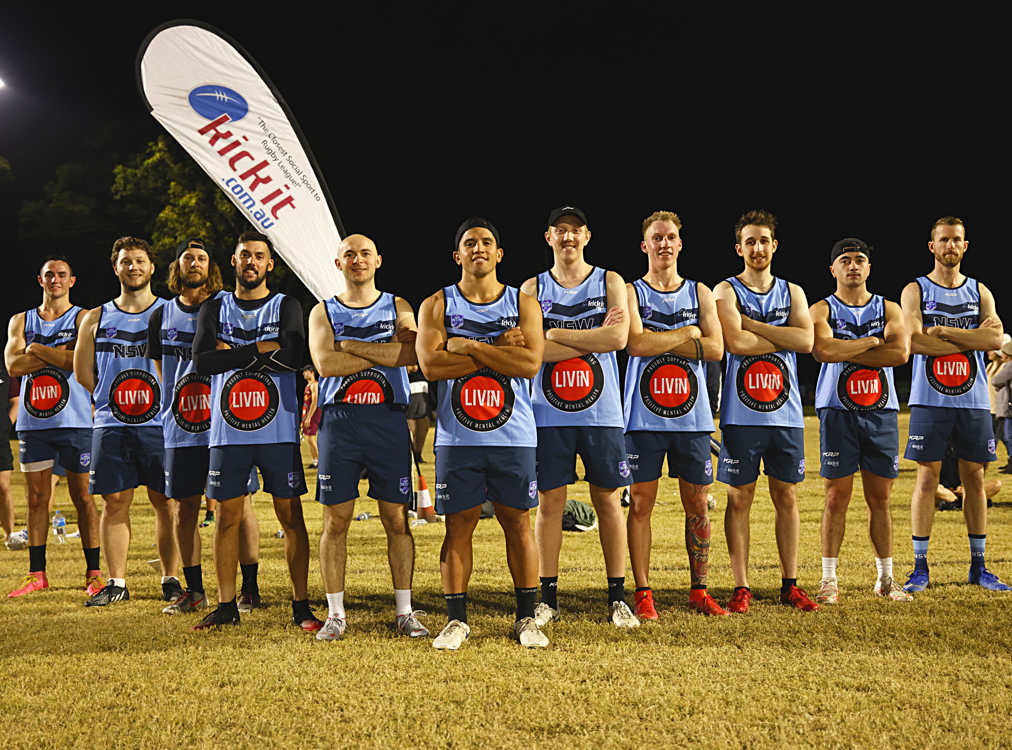 NSW Mixed, QLD Mens Lift 2021 Origin Shield